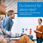 Du brennst für deine Idee?
